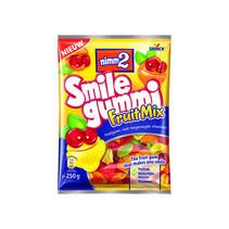 Nimm 2 - nimm 2-smilegummi fruit mix - 12 zakken