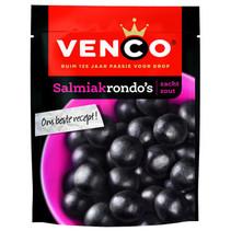 Venco - stazak salmiak rondo's 279g - 10 zakken