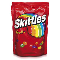 SKITTLES - stazak fruits 174g - 14 zakken