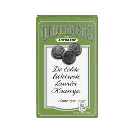 Oldtimers OLDTIMERS - laurierkransjes 235g- 6 dozen