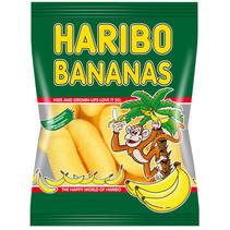 Haribo - kv 75gr bananen - 30 zakken