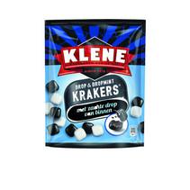 Klene - krakers drop & mint - 10 zakken