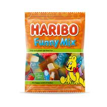 Haribo - cv funny mix 250g - 12 zakken