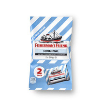 Fisherman's Friend - fr.2-pk original sv - 20 2 pack