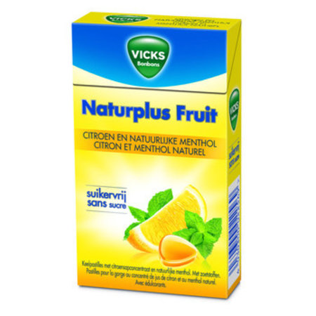 Vicks Vicks - td citroen ctb sv 40g - 20 box
