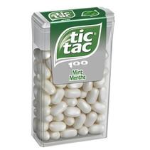 Tic Tac - Tic Tac Mint T100X16, 16 Dozen