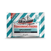 Fisherman's Friend - spearmint sv - 24 zakken