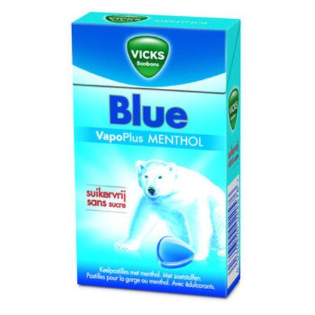Vicks Vicks - sv blue 40gr - 20 box