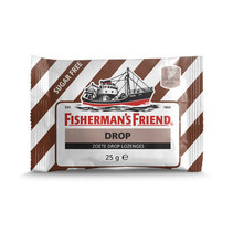 Fisherman's Friend - drop sv - 24 zakken