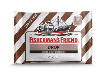 Fisherman's Friend Fisherman's Friend - drop sv - 24 zakken