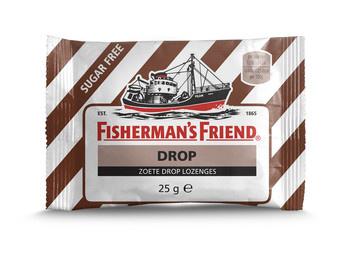 Fisherman's Friend Fisherman'S Friend - Fisherman Fr Drop Sv, 24 Zakken
