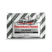 Fisherman's Friend - salmiak sv - 24 zakken