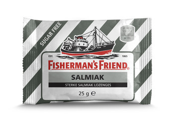 Fisherman's Friend Fisherman'S Friend - Fisherman Fr Salmiak Sv, 24 Zakken