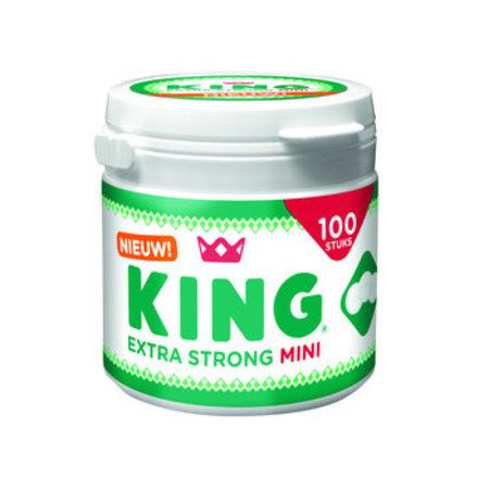 King King - mini ex strong jar4x100gr- 4 stuks