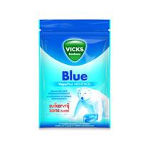 Vicks - 72g blue sv hersl. - 20 zakken