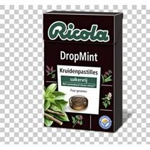 Ricola - dropmint s.v. 50g - 20 dozen
