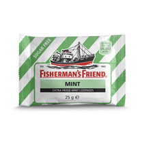 Fisherman's Friend - st.mint sv wt/gr- 24 zakken