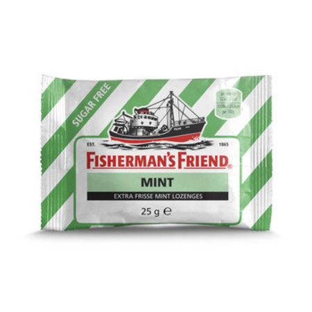 Fisherman's Friend Fisherman'S Friend - Fisherman Fr St.Mint  Sv Wt/Gr, 24 Zakken