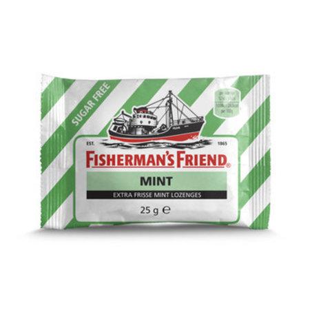 Fisherman's Friend Fisherman's Friend - st.mint sv wt/gr- 24 zakken