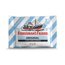 Fisherman's Friend - orig.e.s sv bl/wt- 24 zakken