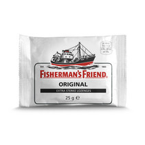 Fisherman's Friend - original e.s. wt- 24 zakken