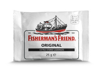 Fisherman's Friend Fisherman'S Friend - Fisherman Fr Original E.S.  Wt, 24 Zakken