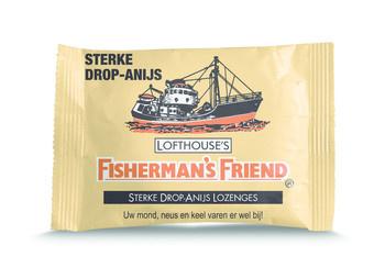 Fisherman's Friend Fisherman'S Friend - Fisherman Fr Drop Anijs Ge, 24 Zakken