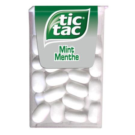 Tic Tac Tic Tac - Tic Tac T1 Mint, 36 Dozen