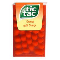 Tic Tac - Tic Tac T1 Orange, 36 Dozen