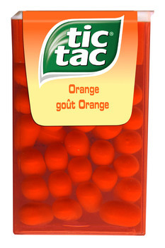 Tic Tac TIC TAC - t1 orange - 36 dozen