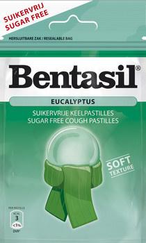 BENTASIL Bentasil - Bentasil Eucaluptus Groen 32Gr, 12 Zakken