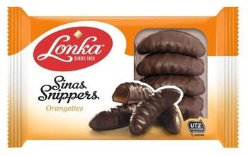 Lonka Lonka - sinassnippers 210g - 16 tray