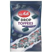 Van Melle - toffees tr.wrapzk 250gr drop - 14 zakken