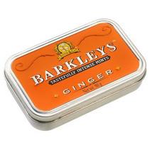 Barkleys - classic mints ginger - 6 blikken