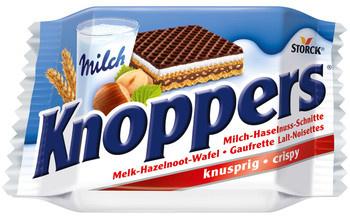 Knoppers KNOPPERS - 25gr - 24 stuks