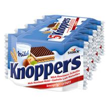 KNOPPERS - knoppers-knoppers 5-pk - 18 pakken