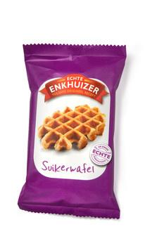 Echte Enkhuizer Echte Enkhuizer - suikerwafel 90g - 24 stuks