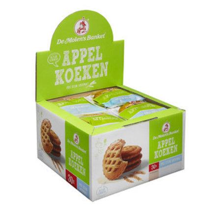 De Molen De Molen - de molen-appelkoek a1 - 30 stuks