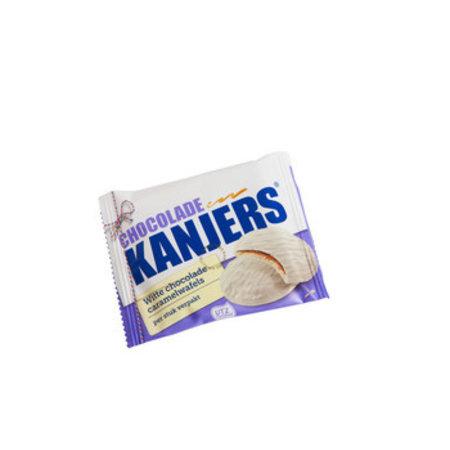 Kanjers Kanjers - kanjers-kanjer choco wit - 24 pakken