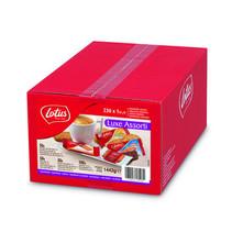 Lotus - luxe assorti koekjes 230st - 230 stuks