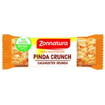 Zonnatura - pinda crunch 45gr - 24 pakken