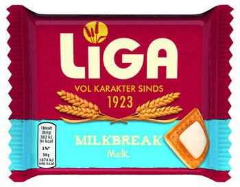 Liga Liga - milkbreak melk 2-pk - 24 pakken