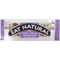 Eat Naturals - brazils sultanas almond&hazeln- 12 repen