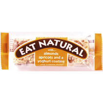 Eat Naturals - amond apricot&yoghurt coating - 12 repen