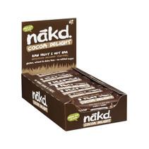 Nakd - cocoa delight lowcall26g - 21 stuks