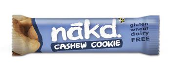 Nakd Nakd - cashew cookie 35g - 18 repen