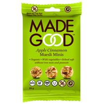Made Good - bio! muesli minis apple cin - 12 zakken