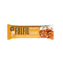 Fulfil - peanut & caramel 55g - 15 repen