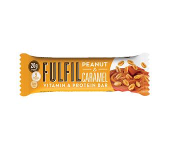 Fulfil Fulfil - peanut & caramel 55g - 15 repen