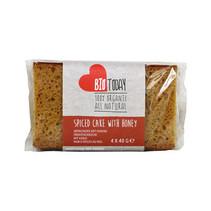 Bio Today - ontbijtkoek met honing - 12 pakken